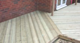 Decking supplies King's Lynn